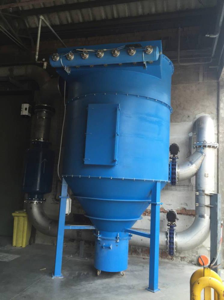 nuovo filtro per le pompe del vuoto per le cartiere